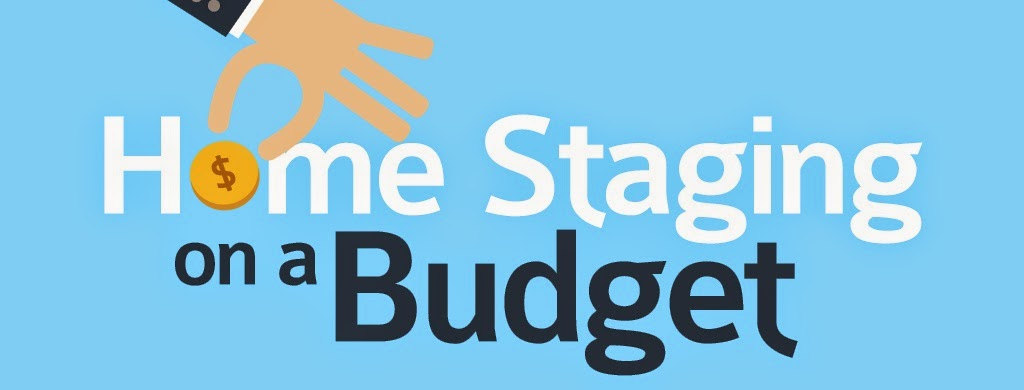 Home Staging on a Budget – The five Seller Musts!