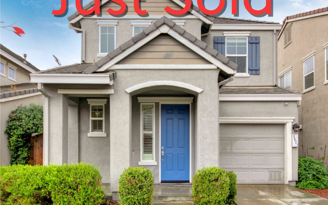 Just Sold – 3627  Naturita Way,  Sacramento, CA  95834