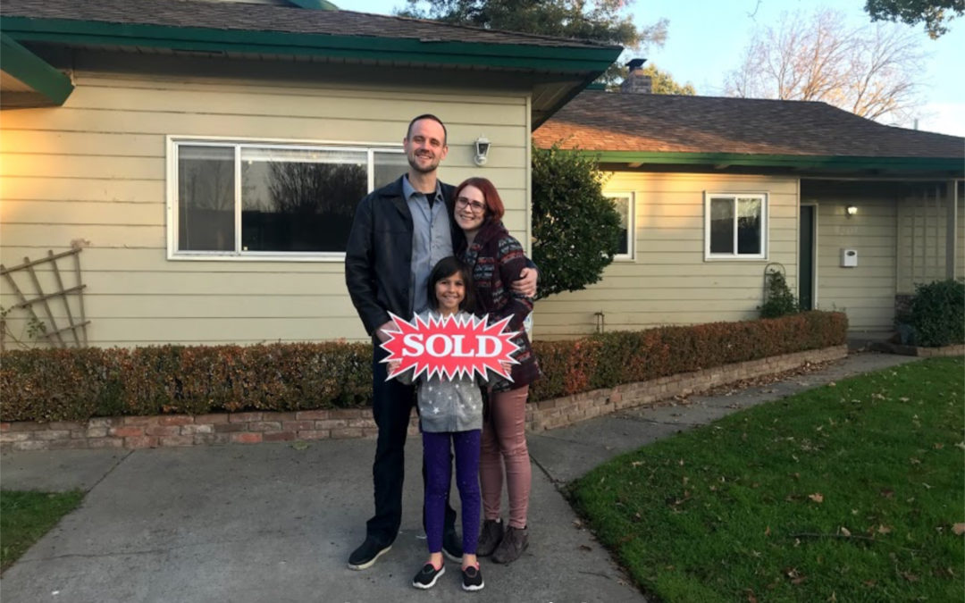 Just Sold – 2432 Gwen Dr, Sacramento, CA 95825