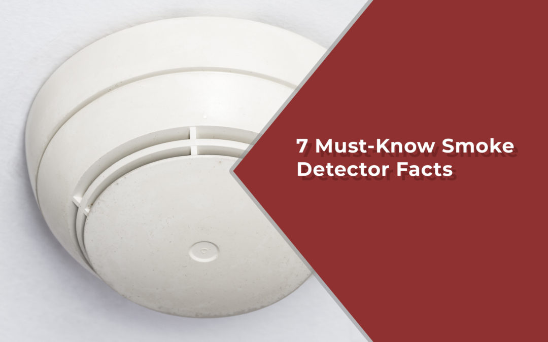7 Must-Know Smoke Detector Facts