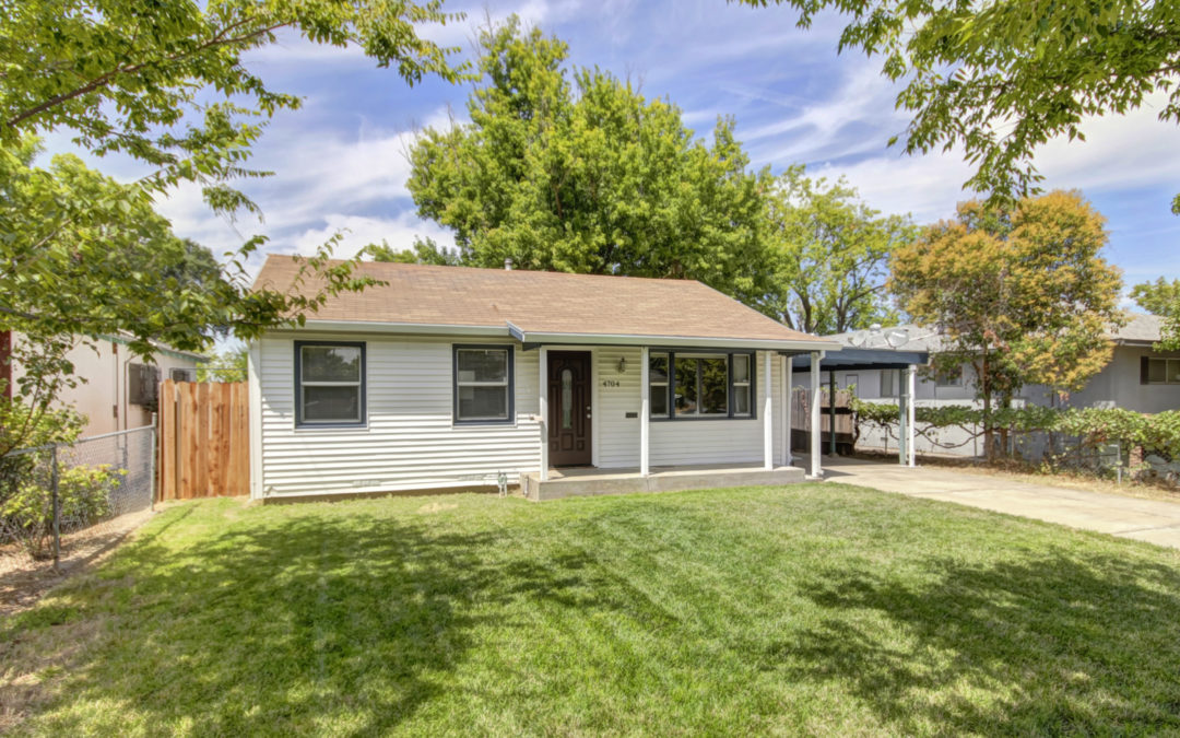 Just Listed For Sale – 4704 69th Street, Sacramento Ca 95820